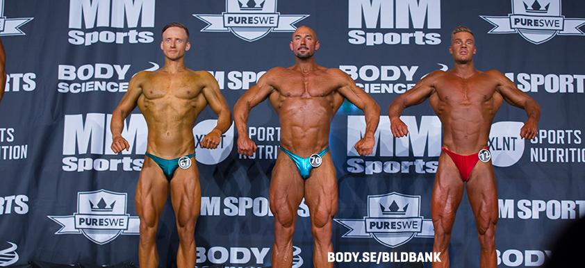 Classic Bodybuilding +180 cm