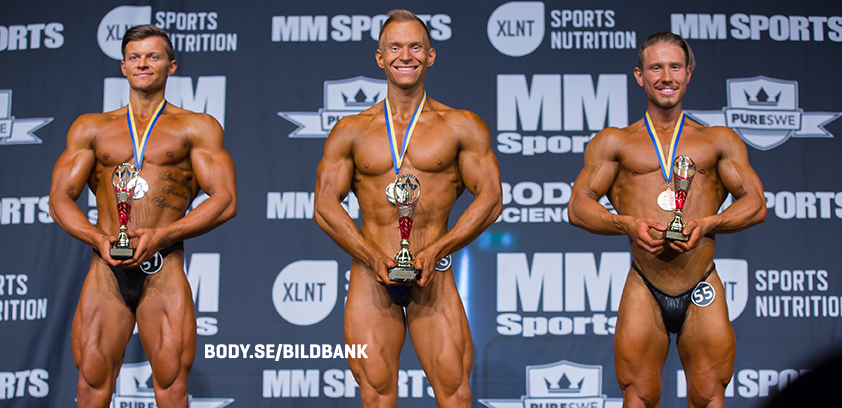 Classic Bodybuilding -180 cm