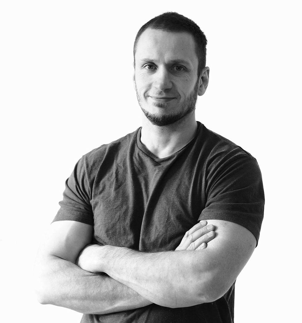 Anders Eriksson, Chefredaktör BODY Magazine