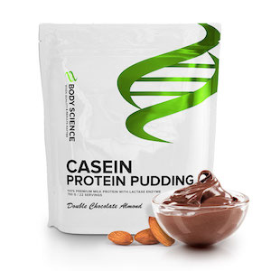 Body Science Casein - Proteinpudding