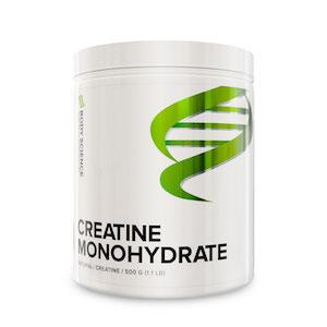 Body Science Creatine Monohydrate kreatintillskott