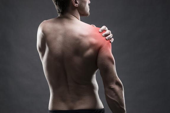 träna med inflammation